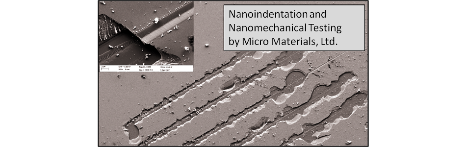 Nanoindentation by MML